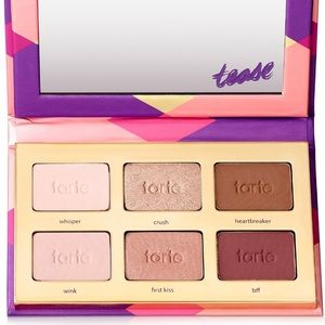 NEW Tartelette Tease Mini Eyeshadow Palette